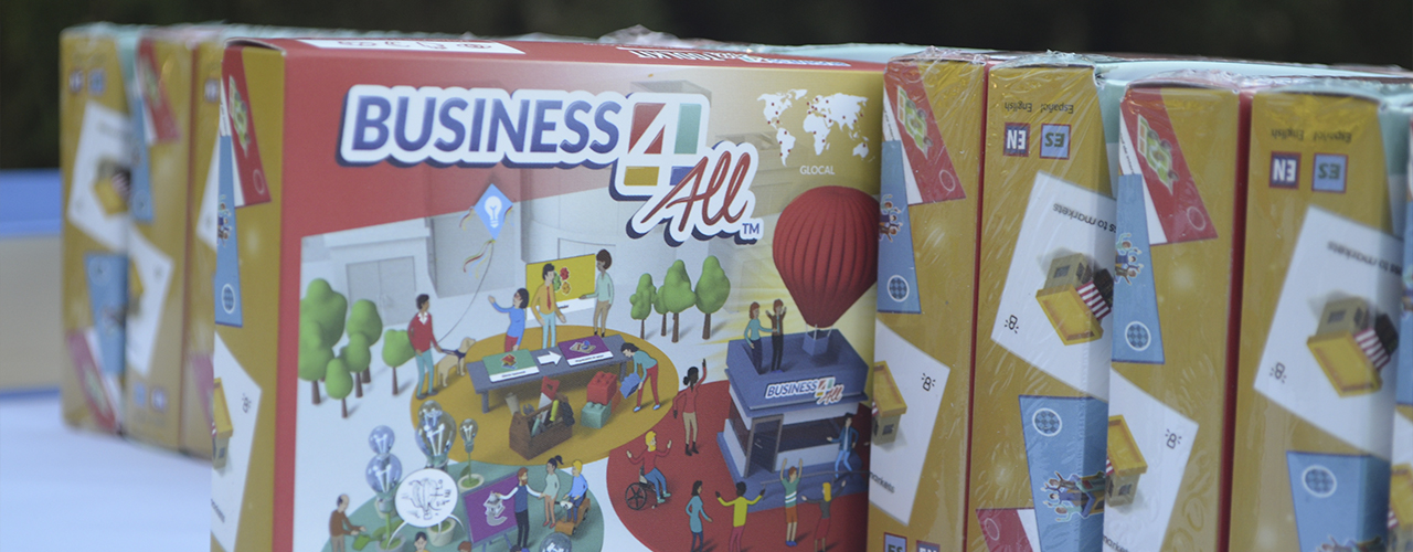 Image of several toolkits of Business4ALL